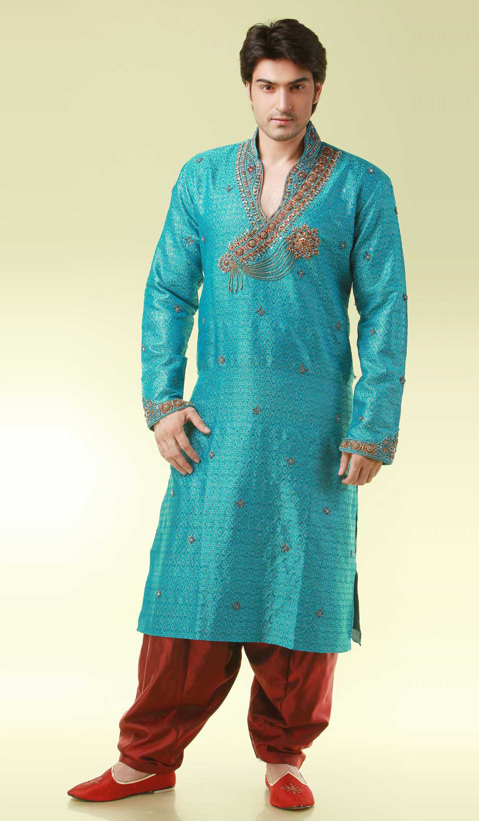 Wedding Season is On: Best Options to Dress For the Dashing Indian ...