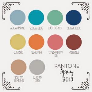 2015_Spring_Pantone_colors
