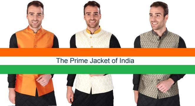 Prime Jacket of India