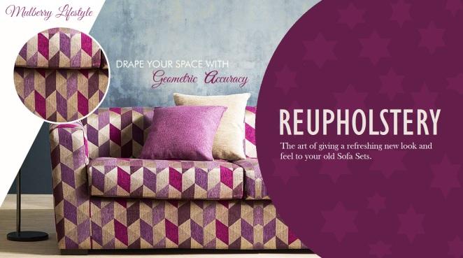 Reupholstary